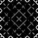 Atom Symbol Icon