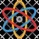 Atomic Molecular Nuclear Icon