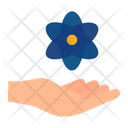 Nuclear Energy Care Icon