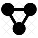 Atomic Internet Connection Icon
