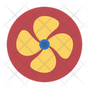 Atomic Energy Nuclear Icon