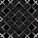 Atomic Energy Icon