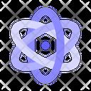 Atomic Molecules Icon