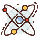 Atomic Reaction Atomic Reaction Icon