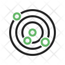 Atomic structure Icon