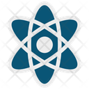 Atomic System Atomic Atoms Icon