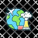 Atomic Tourism Icon