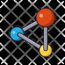 Atoms Cell Molecule Icon