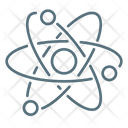 Atoms Molecules Development Icon