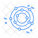 Atoms Chemical Chemistry Icon
