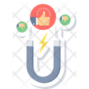Atrract Users Icon