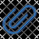 Attach Link Clip Icon