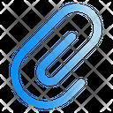 Attach Paperclip Attachment Icon