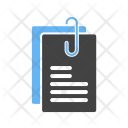 Attached Documents Attach Icon