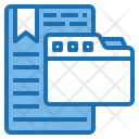 Attach Document Email Icon