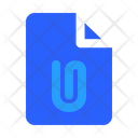 Attach File Icon