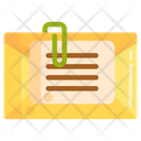 Mmail Attachment Icon