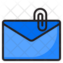 Attach Mail Attach Email Archive Icon