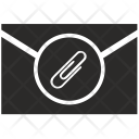 Attach Mail Attachment Icon