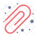 Attach Pin Paper Clip Document Pin Icon