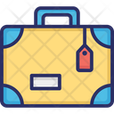 Attache Baggage Luggage Icon