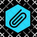 Attached Attachement Clip Icon