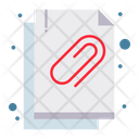 Attached Document Icon