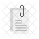 Attached Documents Icon