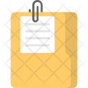 Attached Folder Icon