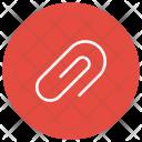 Attachment Clip Staple Icon