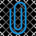 Attachment Clip Paperclip Icon