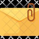 Clip Paperclip Attachment Icon