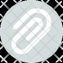 Attachment Binder Clinch Icon