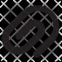 Attachment Clip Icon