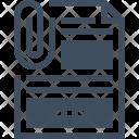 Attachment Data Document Icon