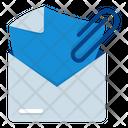 Attachment Attach Documents Icon