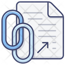 Network Link Url Icon