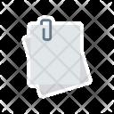 Attachment files Icon