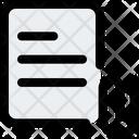 Attachment Paper Attach File Attach Document Icon