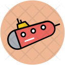 Attack Missile Ammunition Icon