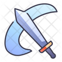 Ability Skill Swords Icon