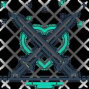 Attack Invasion Aggression Icon
