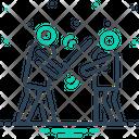 Attack Fight Quarrel Icon