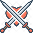 Attack Invasion Aggression Icon