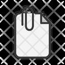 Attech File Icon