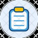 Attendance Paper Attendance Sheet Present Sheet Icon