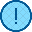 Attention Warning Interface Icon