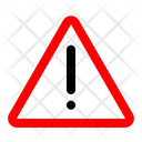 Attention Caution Warning Icon