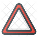 Attention Triangle Danger Icon