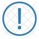 Attention Warning Ui Icon